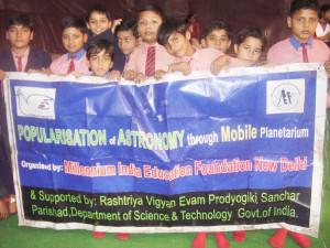 Millennium India Education Foundation