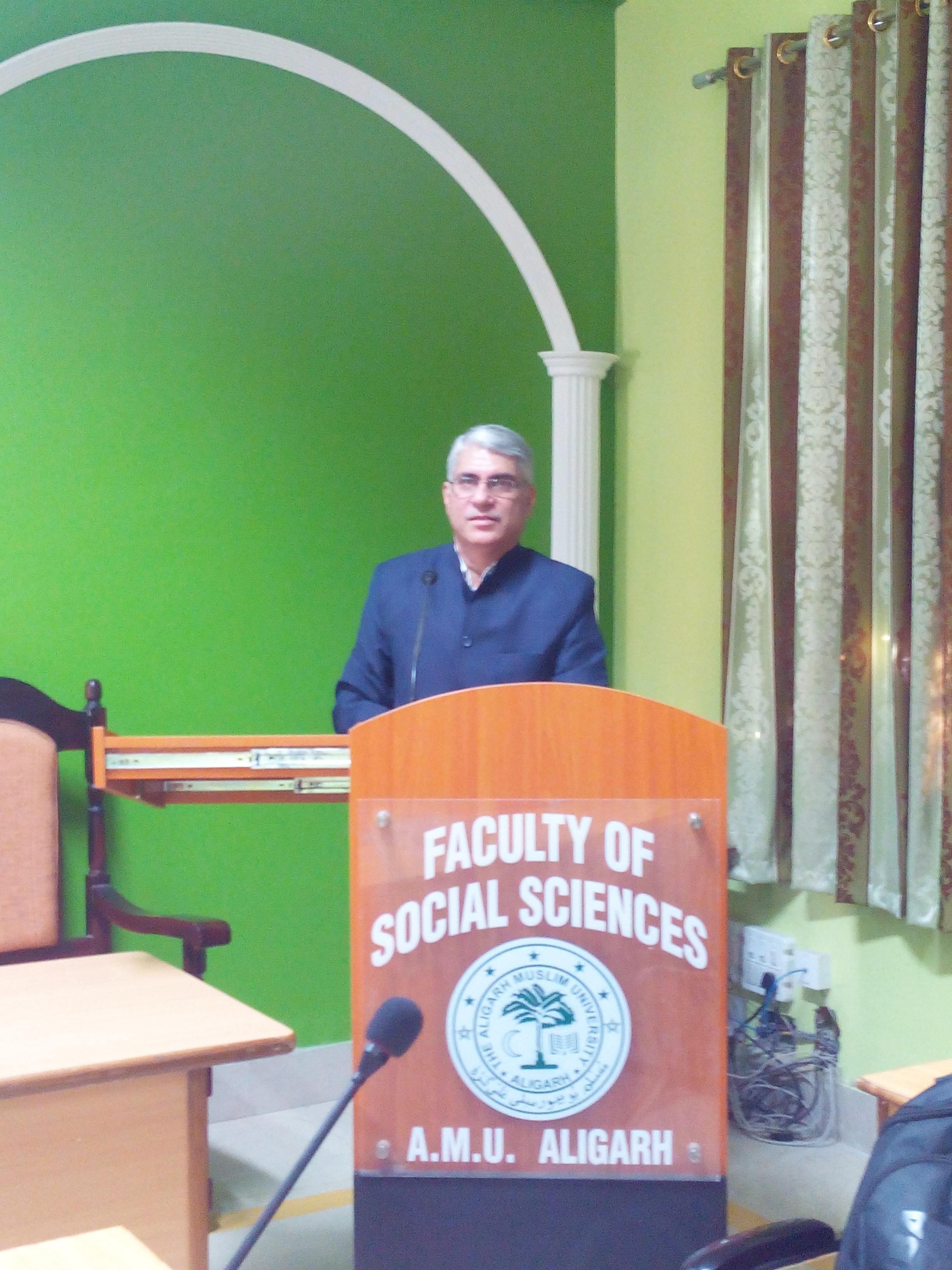 Dr Uday Kakroo: Science Popularization