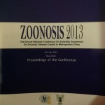 Zoonosis: Conference 2013