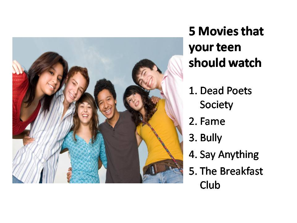 see teen films Must