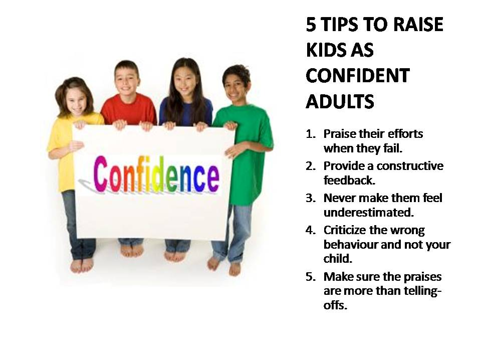 5 tips to raise your kids as confident adults millennium india image via ccuart Images