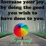 Monday inspiration: On finding joy in life