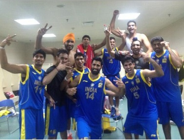 Indian basketball win