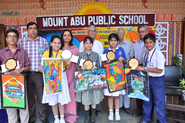 2015 World Earth Day Celebrations By MIEF - Millennium India Education ...
