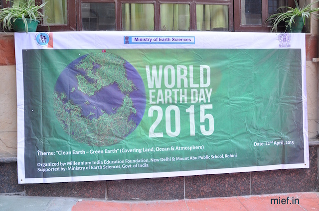 World Earth Day Celebration MIEF2